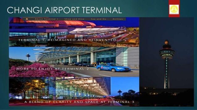 Changi Airport Process Technology