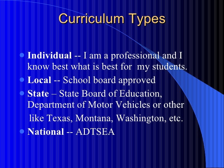Changing tides in instruction design in driver education for Dept of motor vehicles washington