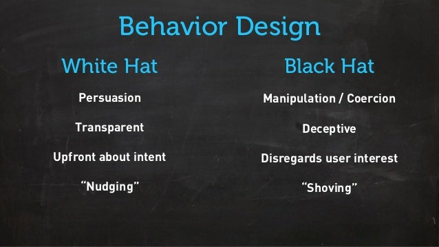 Determine the behavior you want to drive Step 3: