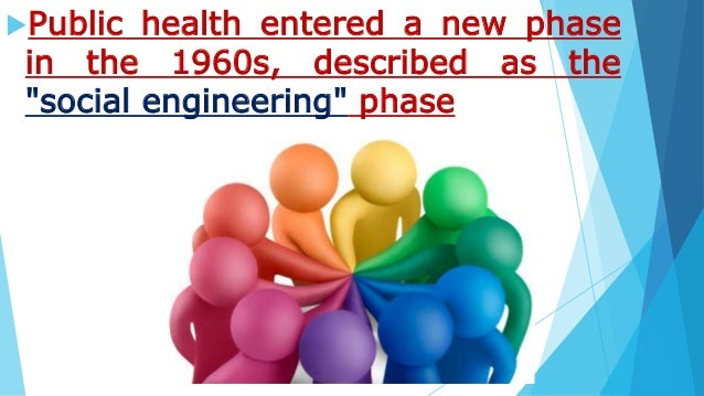 """In short, although the term """"public health"""" is still used, its original meaning has changed. In view of its changed mean..."""