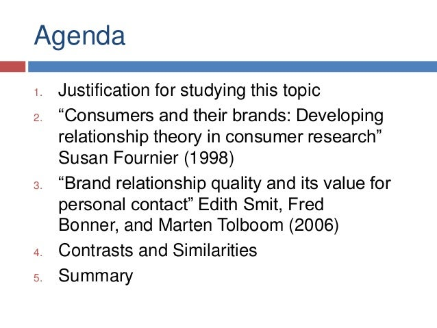 consumer brand relationship This article sheds light on the current state of research on consumer brand relationships (cbr) and presents two distinct taxonomies, respectively, theoretical frameworks that help to classify cbr.
