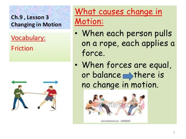 motion examples