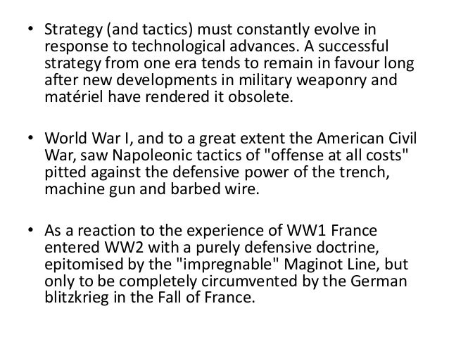 changing nature of warfare Science, technology, and the future of warfare  the changing nature of  technological progress and the changing nature of conflict, and the.