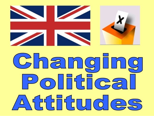 Changing attitudesChanging attitudes By the mid-1800s, political attitudes were beginning to change. The previous opinions...