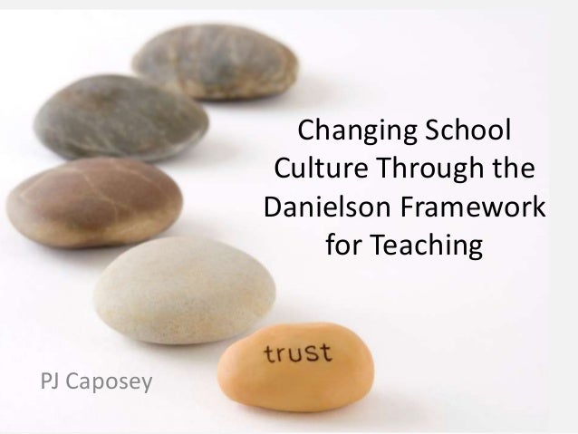 building a culture of support caposey p j