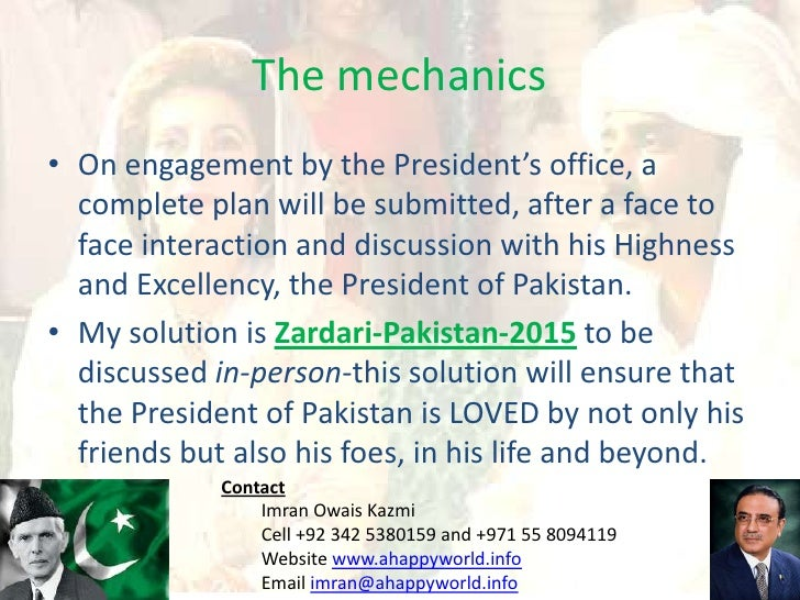 Expat s perception of pakistan