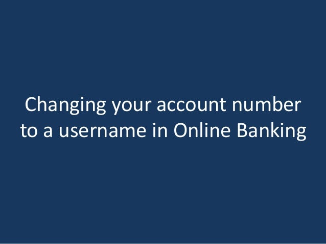 how to find account number banking