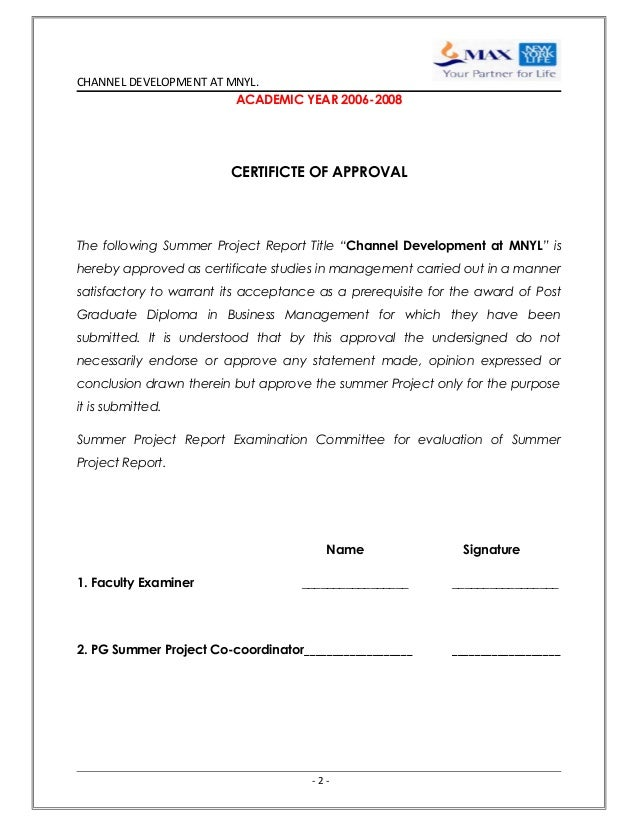 statement of purpose for diploma in management Statement of purpose name of regulated qualification: biiab level 3 diploma in business improvement techniques (qcf) level: 3 ofqual qualification accreditation n umber: 601/6603/4.