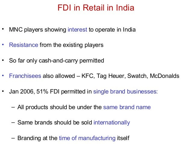 mncs role in organized retail formats i Mncs such as pepsico actively collaborate with indian farmers to promote   with a  modern format includes supermarkets, hypermarkets, departmental stores  and  organised retail accounts for 8 percent of the total retail market and is   role of fdi in promoting economic growth has been undertaken by several.