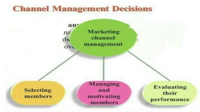 Channel management design.ppt4 Slide 2