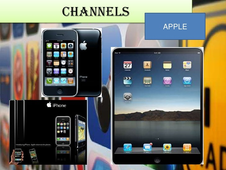 Channels<br />APPLE<br />