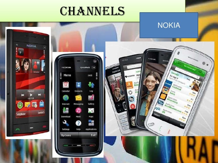Channels<br />NOKIA<br />