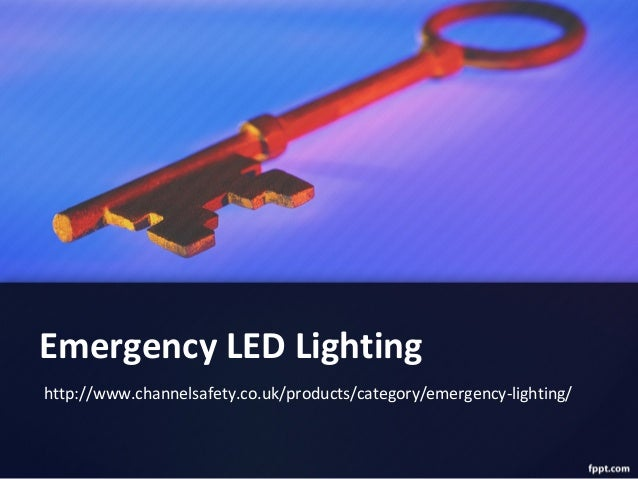 Emergency LED Lighting http://www.channelsafety.co.uk/products/category/emergency-lighting/
