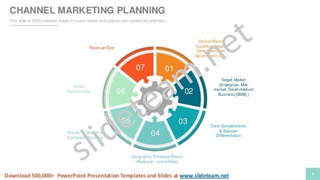 40 all-time best digital marketing slide decks.
