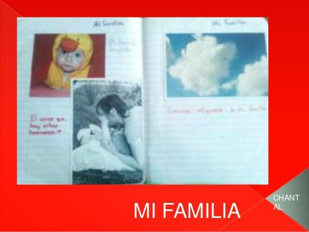 MI FAMILIA CHANT AL