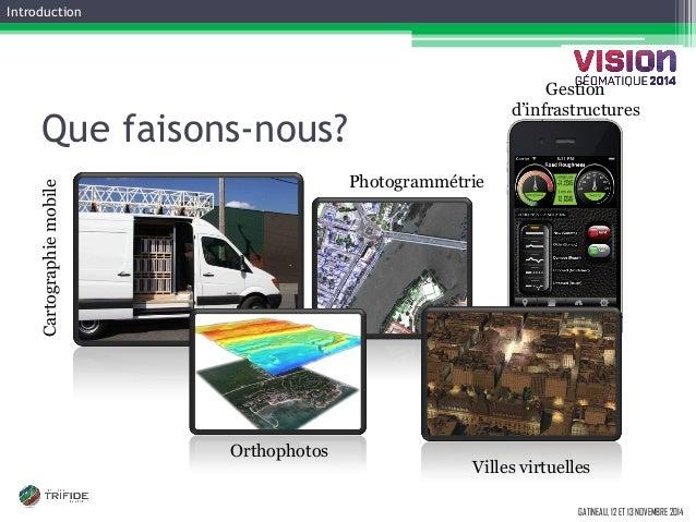 Réalisez efficacement vos inventaires municipaux avec l'utilisation de la cartographie mobile Slide 3