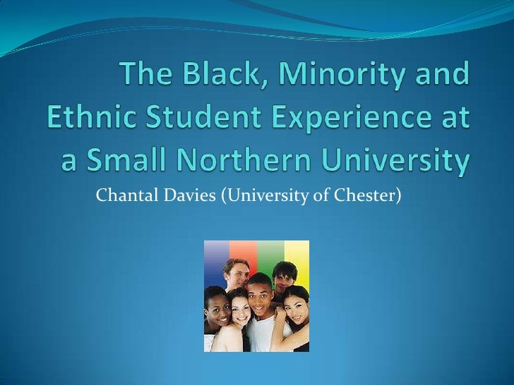 Chantal Davies (University of Chester)