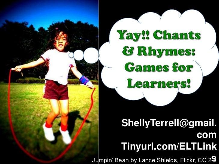 ShellyTerrell@gmail.                                      com          Tinyurl.com/ELTLink                                ...