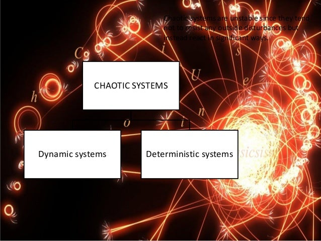 A Simple Introduction to the Principles of Chaos Theory