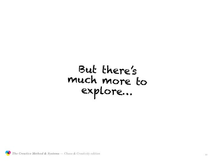 But there's                                                    much more to                                               ...