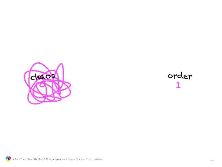 chaos                                             order                                 0                                 ...