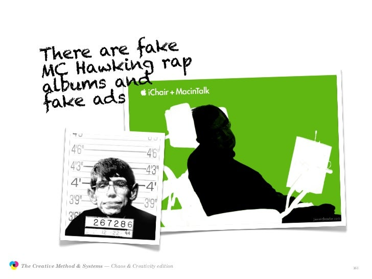 There are fake                       MC Hawk  ing rap                       albums and                       fake ads     ...