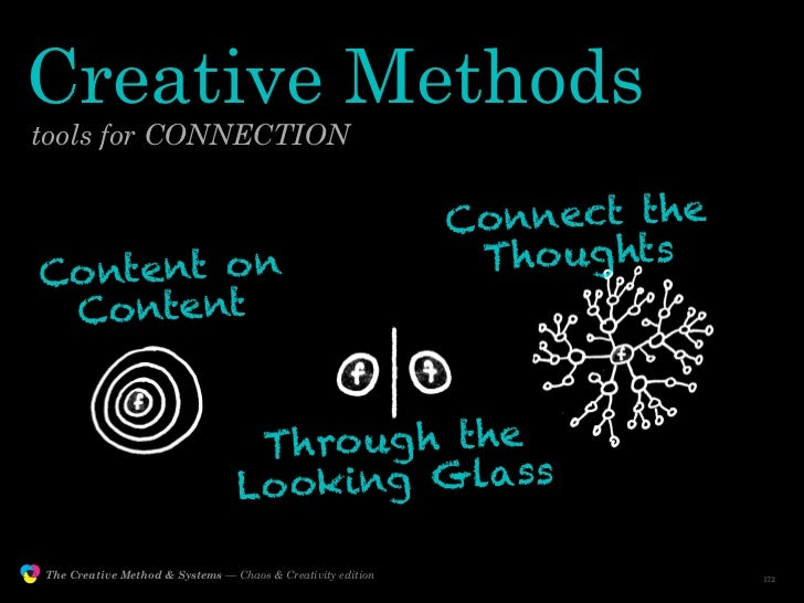 Creative Methods         tools for CONNECTION                                                                             ...