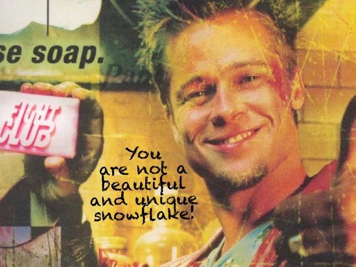 Yo u                                            are not a                                            beautiful            ...