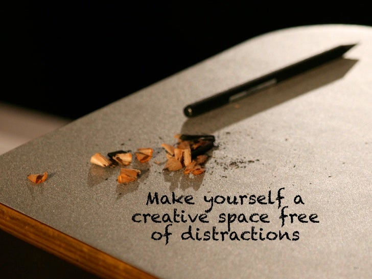 Make yourself a                                                          creative space free                              ...