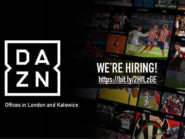 Offices in London and Katowice WE'RE HIRING! https://bit.ly/2HfLzGE