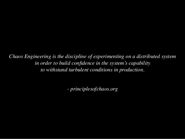 Applying principles of chaos engineering to serverless (CodeMesh) Slide 3