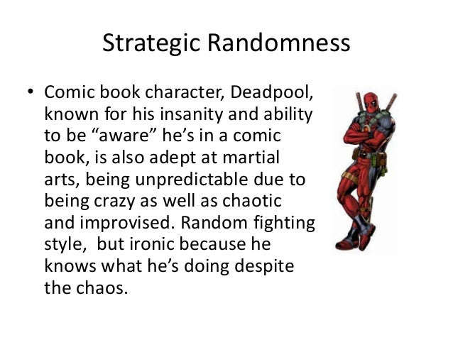 Chaotic Theory