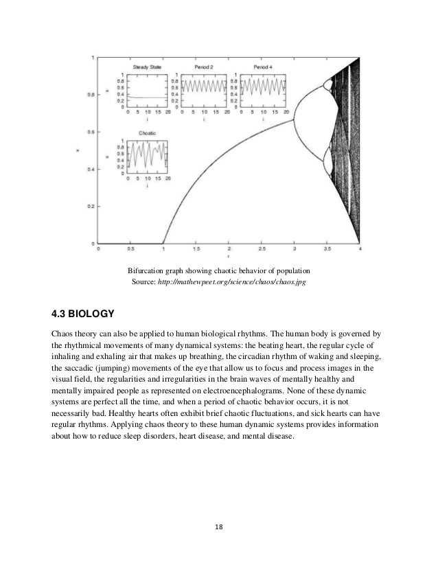 introduction to chaos theory pdf