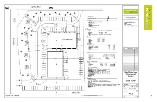 Site Plan Revit : Chao yang s portfolio