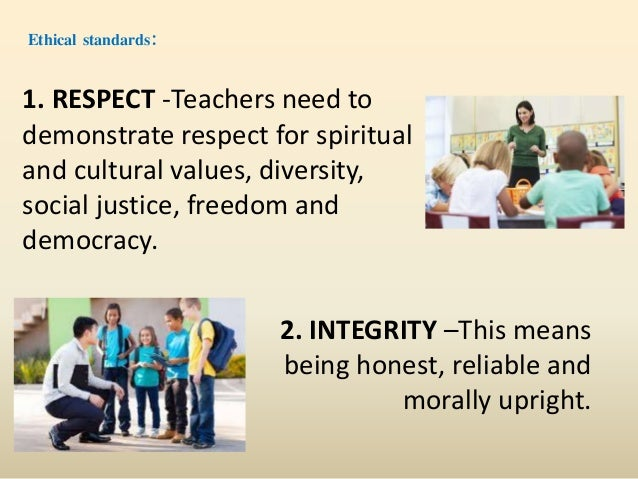 why should we respect teachers Why people need to respect each other at school we generally fear our teachers but later in life when we meet them we respect them so you see.