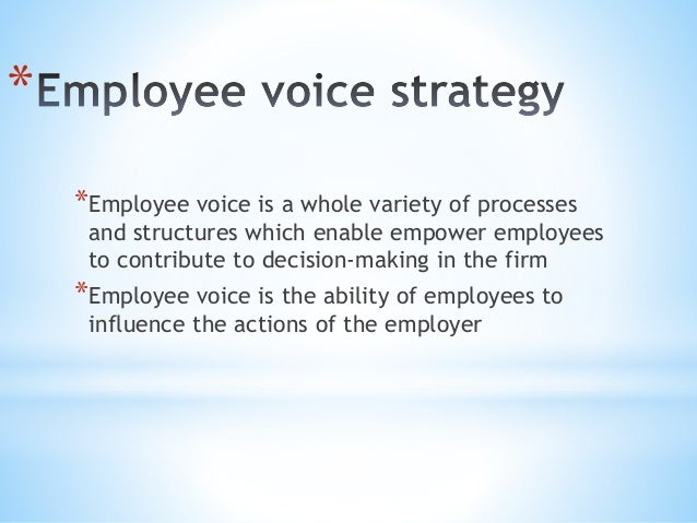 employee relations strategies Strategic plan for a culture of excellence 2012-2017 s:\division   and operations, records, labor relations, and employee relations for the.