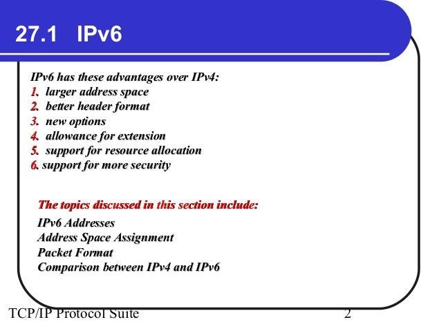 Chap 27 next generation i pv6 Slide 2