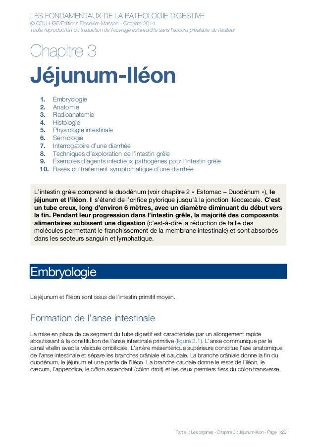 LES FONDAMENTAUX DE LA PATHOLOGIE DIGESTIVE © CDU-HGE/Editions Elesevier-Masson - Octobre 2014 Toute reproduction ou tradu...