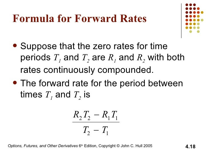 calculate the forward rate forward premium rate and swap rate from the given data Given the following yield curve 1-3 interest rate futures fra quotes indicative swap rates calculate forward rates and discount factors which will.