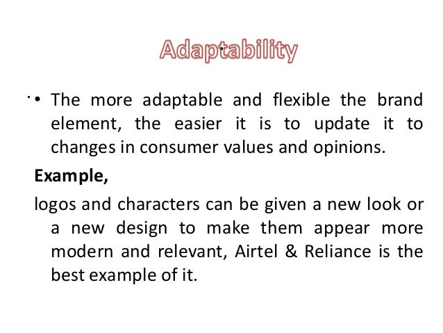 Thesis on brand equity