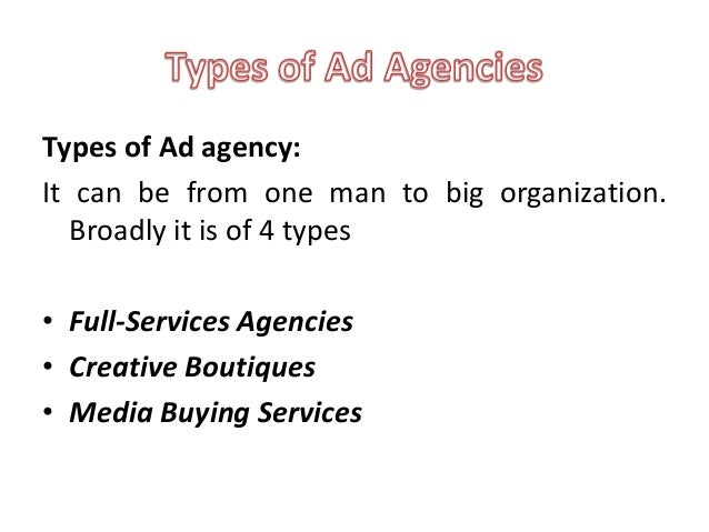 roles of an advertising agency essay What are the major advantages and disadvantages of working as a creative at an advertising agency  16 pros and cons of working at an advertising agency.