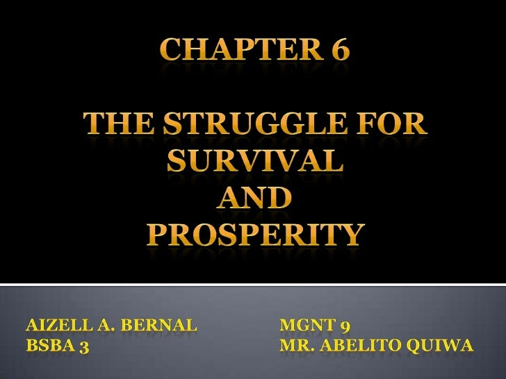  To know what are the problems in small firms and larger firms. To know how a firm will survive To know how will they m...