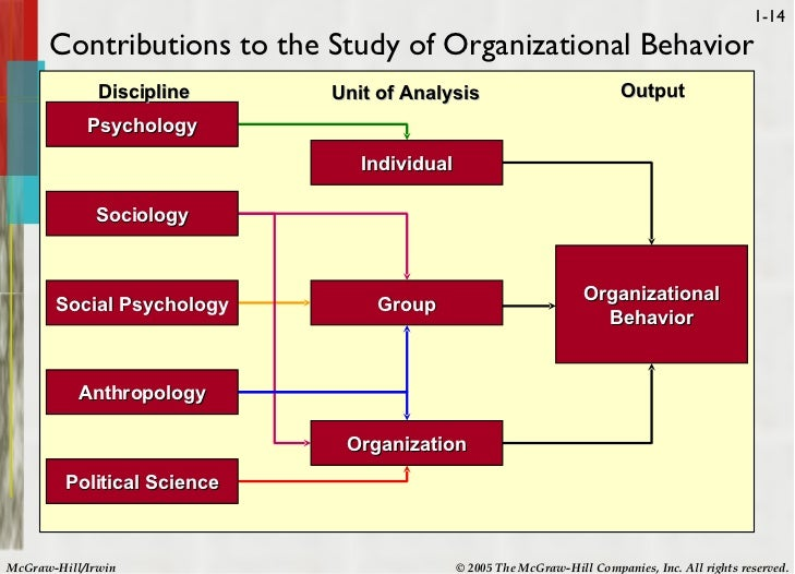 an introduction to the analysis of organizational behavior Introduction healthcare managers  an expert on organizational behavior or managerial thinking,  organizational behavior organizational behavior.