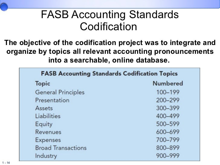 fv project summary of fasb and