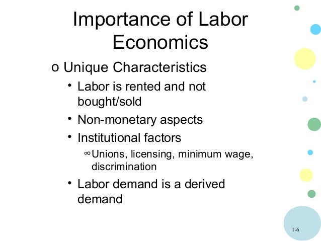 an introduction to immigration labor unions Hopefully, this quick overview of why there's a big battle over unions should  make  they also employed growing numbers of unskilled immigrant laborers  at.