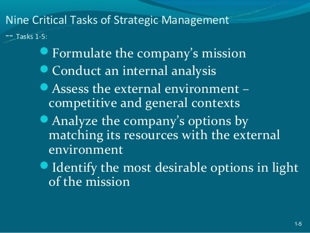 strategic management task 1 Wgu jht2 (strategic management) task 1 -3 - latest work task-1 1 describing final cumulative balanced scorecard.
