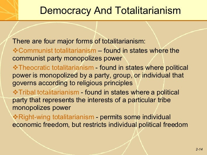 a comparison of communist and democratic forms of government Classical liberalism includes democracy and liberal economics ie capitalism  communism is a government of some kind that incorporates marxist economics.