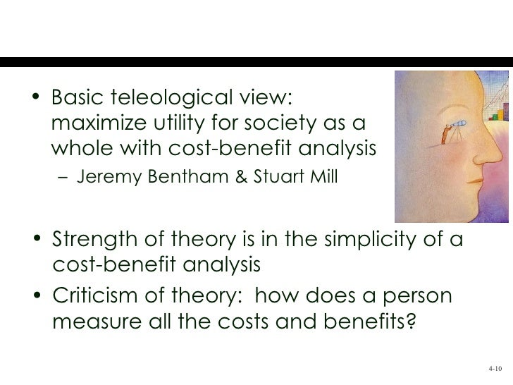 An analysis of jeremy bethams utilitarianism views on ethics