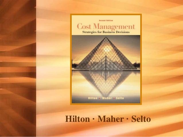 Hilton · Maher · Selto
