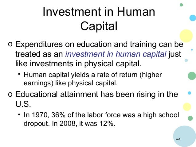 Investment in human capital includes aisling mccarthy ubs investment bank